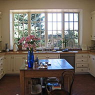 Restored Kitchen