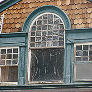 Damaged Window