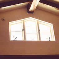 Peaked Window